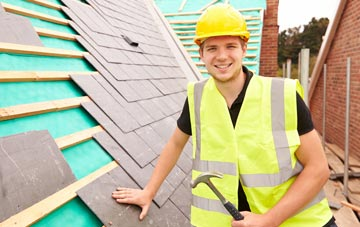find trusted Stirling roofers